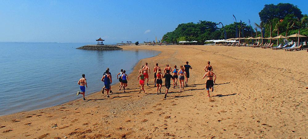 PT utdanning med fantastisk beliggenhet på Bali